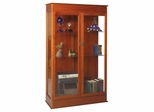Wood Display Cases - Oak - BLT97CWOAK