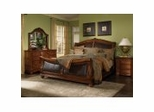 Wood Furniture Collection in Burnished Pine Finish