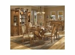 Wood Furniture Collection in Hazelnut Finish