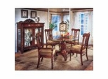 Wood Furniture Collection in Island Cherry Finish