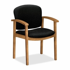 Wood Guest Chair - Harvest/Raven - HON2111CBE11