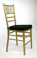 Wooden Chiavari Chair (Set of 4) in Gold - ACT7000GOLD-SET