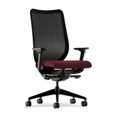 Work Chair - Burgundy - HONN103NT69