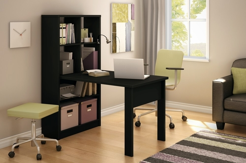 Work Table And Storage Unit Combo - Annexe - South Shore Furniture - 7270798