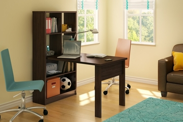 Work Table And Storage Unit Combo - Annexe - South Shore Furniture - 7279798