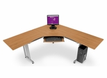 "Workstation 72"" x 72"" x 24"" Deep - OFM - 55177"