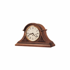 Worthington Mantel Clock in Oak Yorkshire - Howard Miller