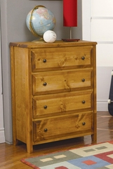 Wrangle Hill 4 Drawer Chest - 460099