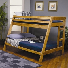 Wrangle Hill Twin Over Full Bunk Bed - 460093