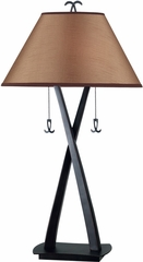 Wright Table Lamp - Kenroy Home - 20100ORB