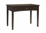 Writing Desk in Chocolate - Shaker Cottage - Alaterre - ASCA06CL