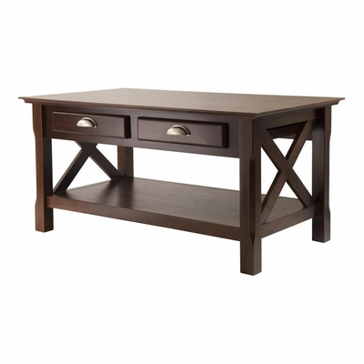 Xola Coffee Table - Winsome Trading - 40538