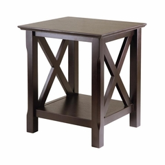 Xola End Table - Winsome Trading - 40420