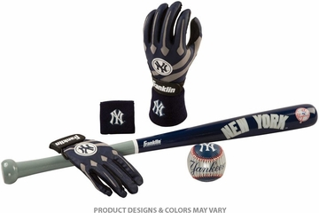 Yankees Complete Tee Ball Set - Franklin Sports