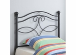 Youth Transitional Twin Metal Headboard - 450102T