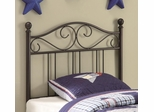 Youth Transitional Twin Metal Headboard - 450103T