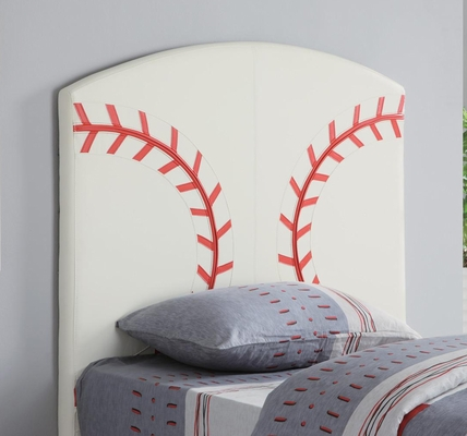 Youth Twin Sports Baseball Headboard - 460167