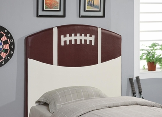Youth Twin Sports Football Headboard - 460169