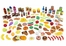 Yummy Play Food Set - 125 Pcs in Multi-Color - KidKraft Furniture - 63187