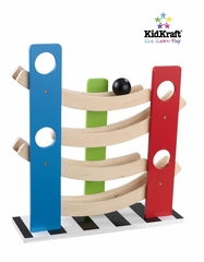 Zig Zag Ball Run in Multi-Color - KidKraft Furniture - 63251