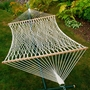 Algoma Net 13' Cotton Rope Hammock NO STAND