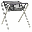 Collapsible Stool with Gear Stash
