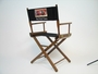Custom PHOTOGRAPH IMPRINT WITH TEXT for Directors Chairs