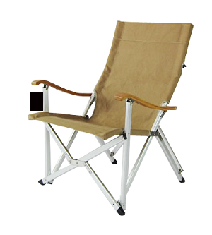Deluxe Heavy Duty Folding Lawn Chair Metal Deck Chairs