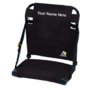 IMPRINTED Personalized Bleacher Back Game Chair
