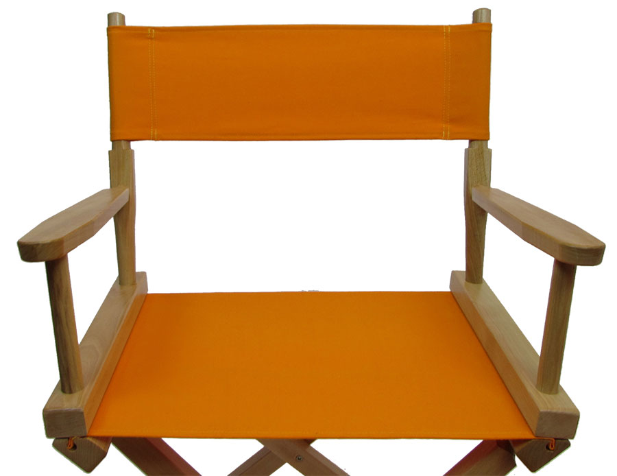 limited edition directors chair replacement canvas cover mandarin