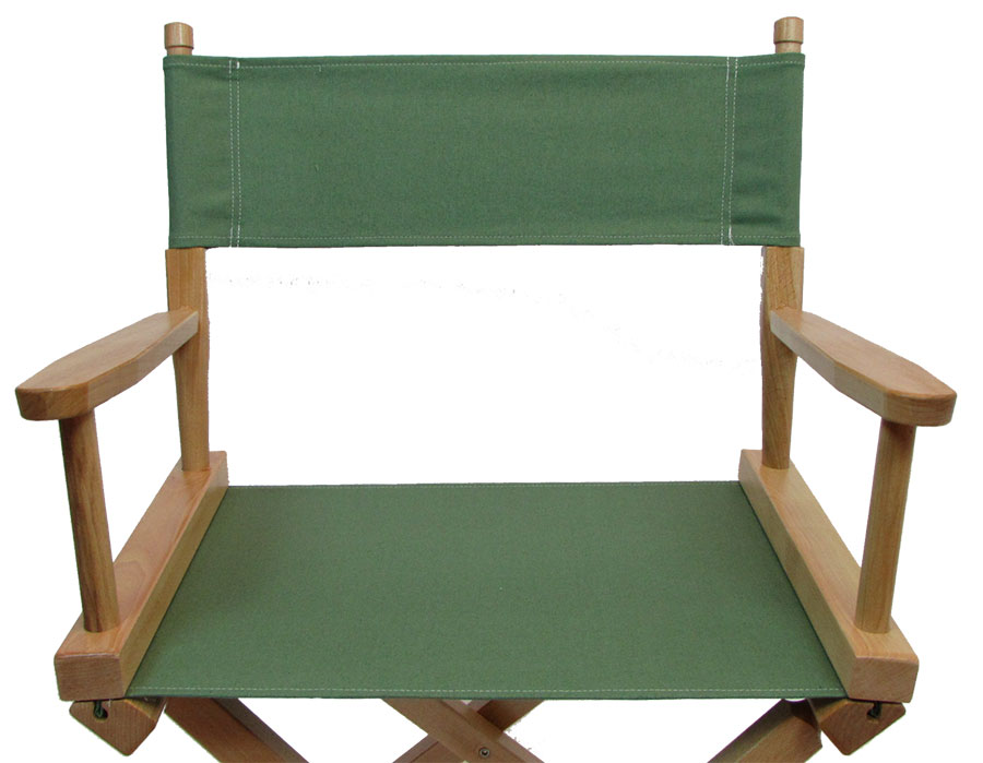 limited edition directors chair replacement canvas cover sage green