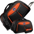 NCAA College Logo 3 Piece Luggage Set