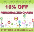 Mother's Day 10% OFF Special