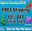 EXTENDED! Cyber Monday SPECIAL OFFER!