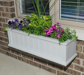 3' Cape Cod  Window Box