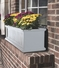 4' Cape Cod Window Box (White)