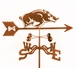 Arkansas University Weathervane