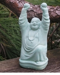 "Buddha of Wealth and Prosperity 7""H"