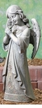 "Celtic Praying Angel 16""H"