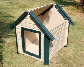 EcoConcepts Bunk House Dog House (Large)