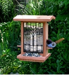 Frank Lloyd Wright Hopper House Bird Feeder