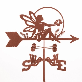 Garden Fairy Weathervane