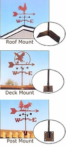 Hunter Weathervane