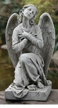 "Kneeling Angel 21""H"