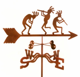 Kokopelli Weathervane
