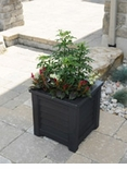 "Lakeland Patio Planter 16""H"
