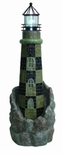 "Lighthouse Fountain 36""H"