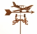 Lo-Wing Aiplane Weathervane