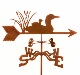 Loon Weathervane