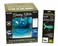 Ocean Mist Illuminarie And Solar Cap Light for Illuminarie Globe (Combo)